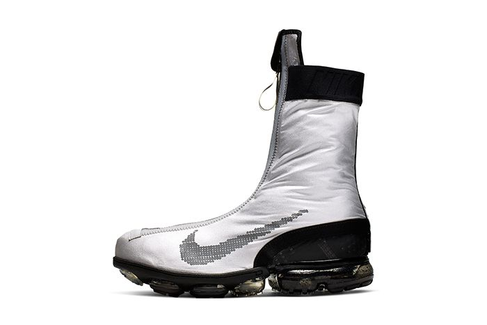 Nike Vapormax Gator Ispa Silver Ar8557 001 Release Date Lateral