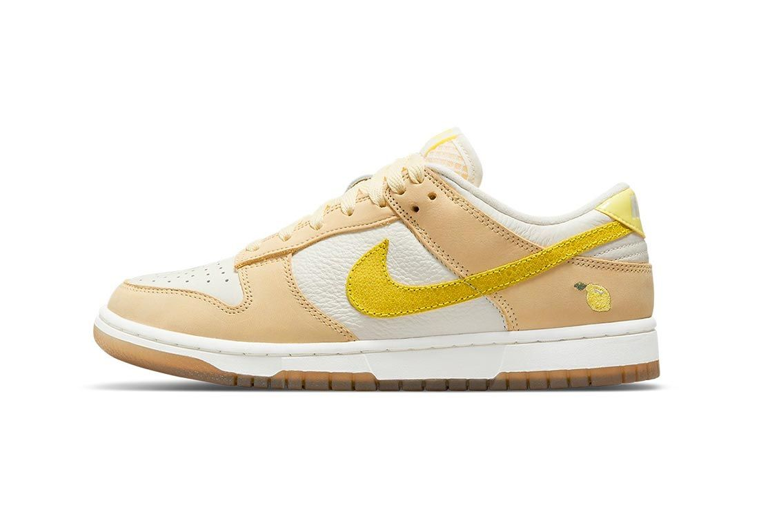 Nike Dunk Low 'Lemon'