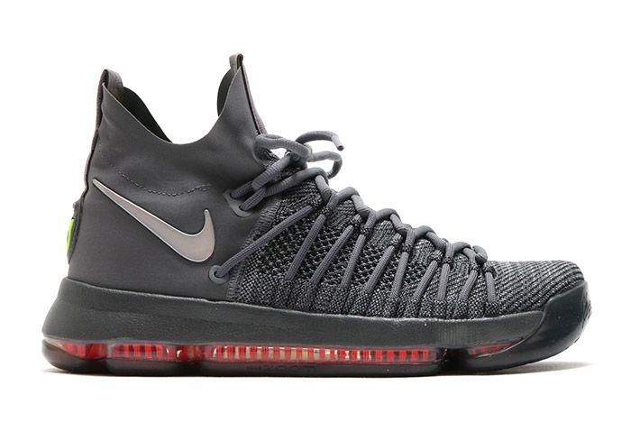 Nike Zoom Kd 9 Elite Grey 6