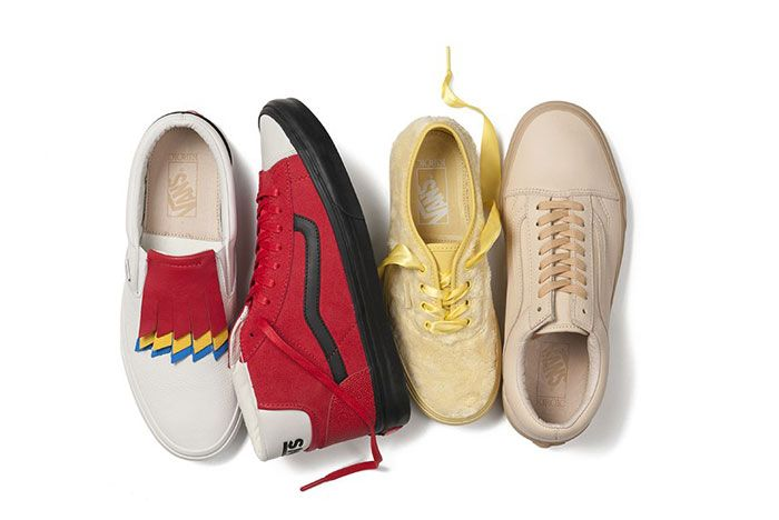 Vans Year Of The Rooster Collection 14