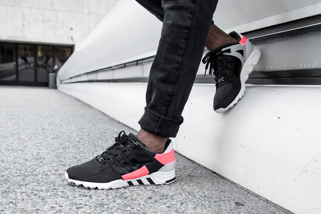 Only The Essentials – Adidas Paints The Town Turbo Red16