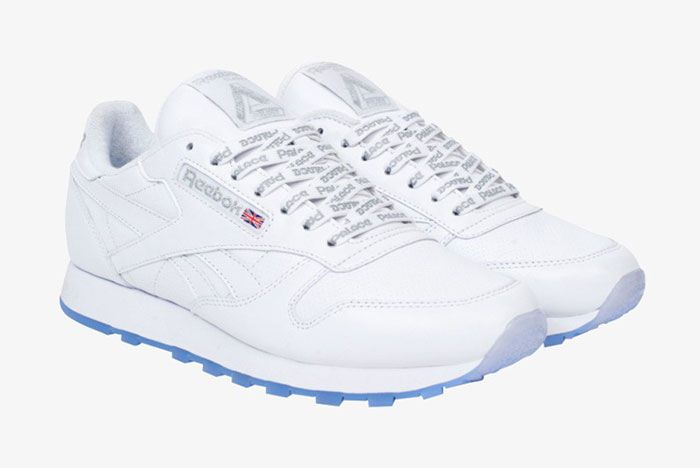 Reebok Palace Classic Leather White Front Side