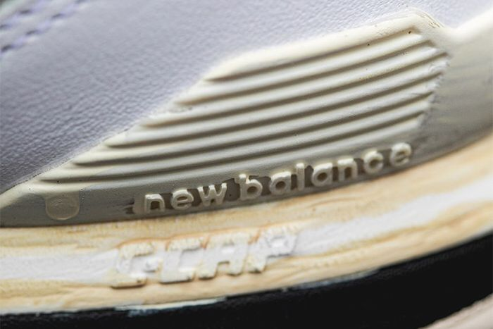 Nonnative New Balance 996 Grey Black Cm996Nns Release Date Midsole