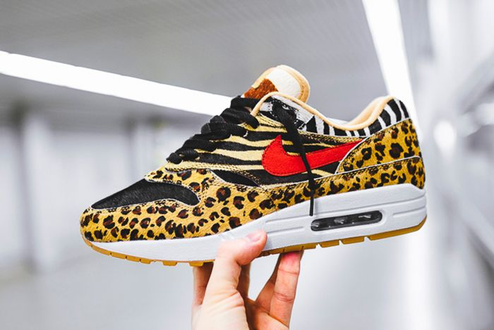 Nike Air Max Animal Pack Release 11