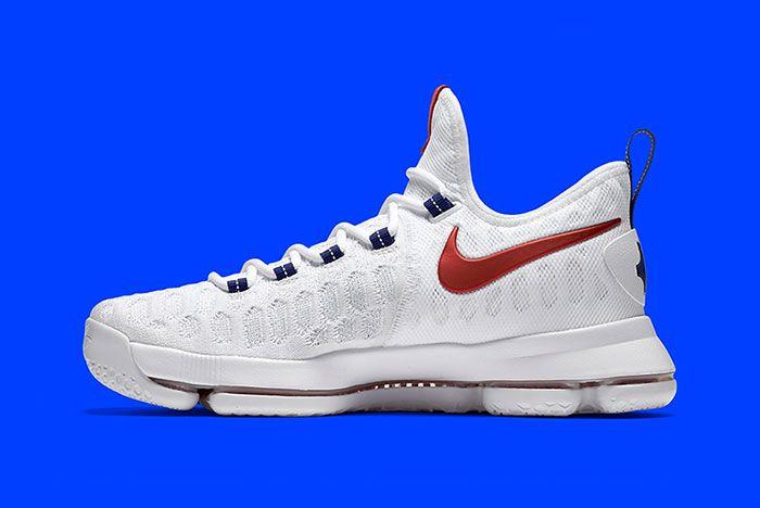 Nike Zoom Kd 9 Usa 5 1