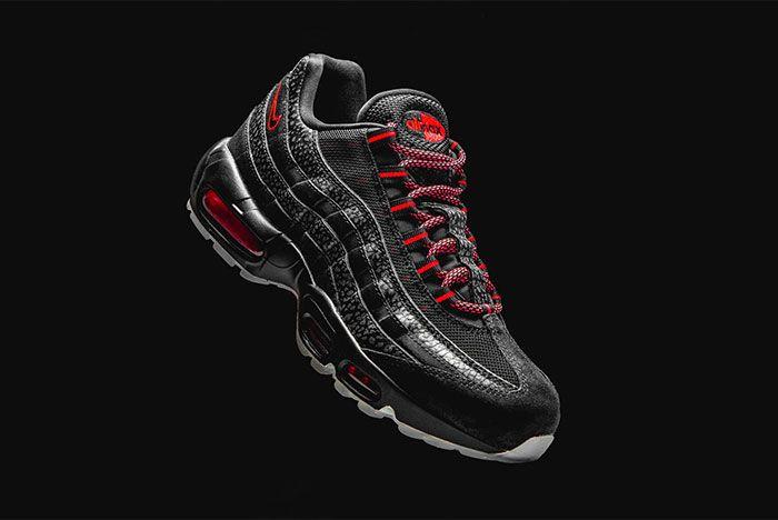 Nike Air Max 95 Infrared Sneaker Freaker1