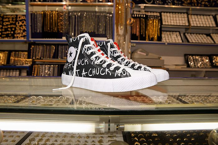Unt1Tl3D Converse Chuck 70 High Black Release Date Hero