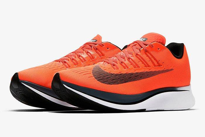 Nike Zoom Fly Bright Crimson 7