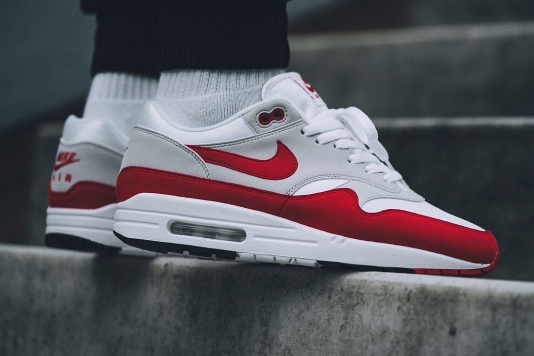Nike Air Max 1 Red University Red 5
