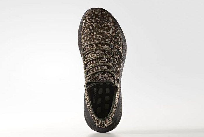 Adidas Pure Boost Night Cargo 2