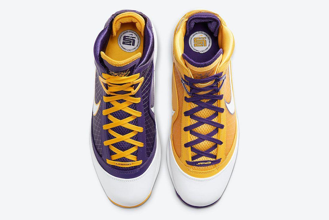 Nike LeBron 7 Lakers Top