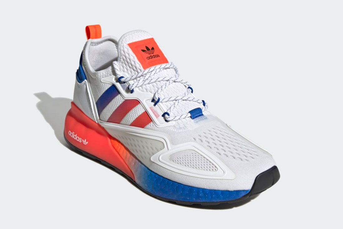 adidas ZX 2K BOOST Front Angle