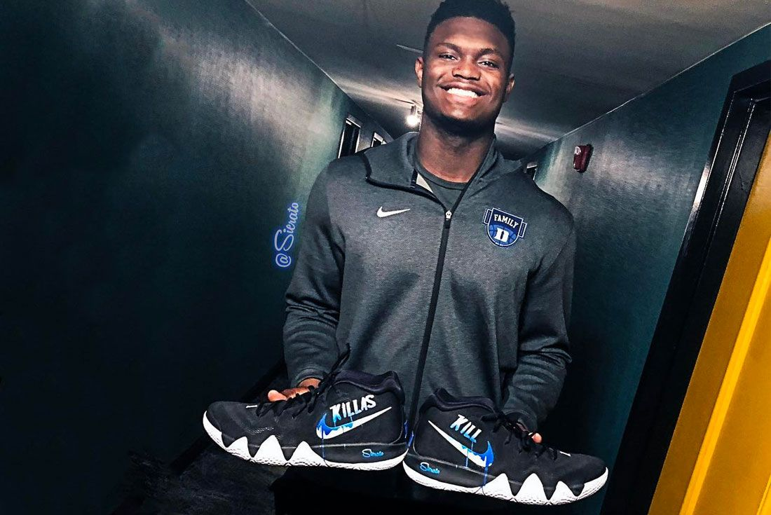 Nike Kyrie 4 Killas Kill