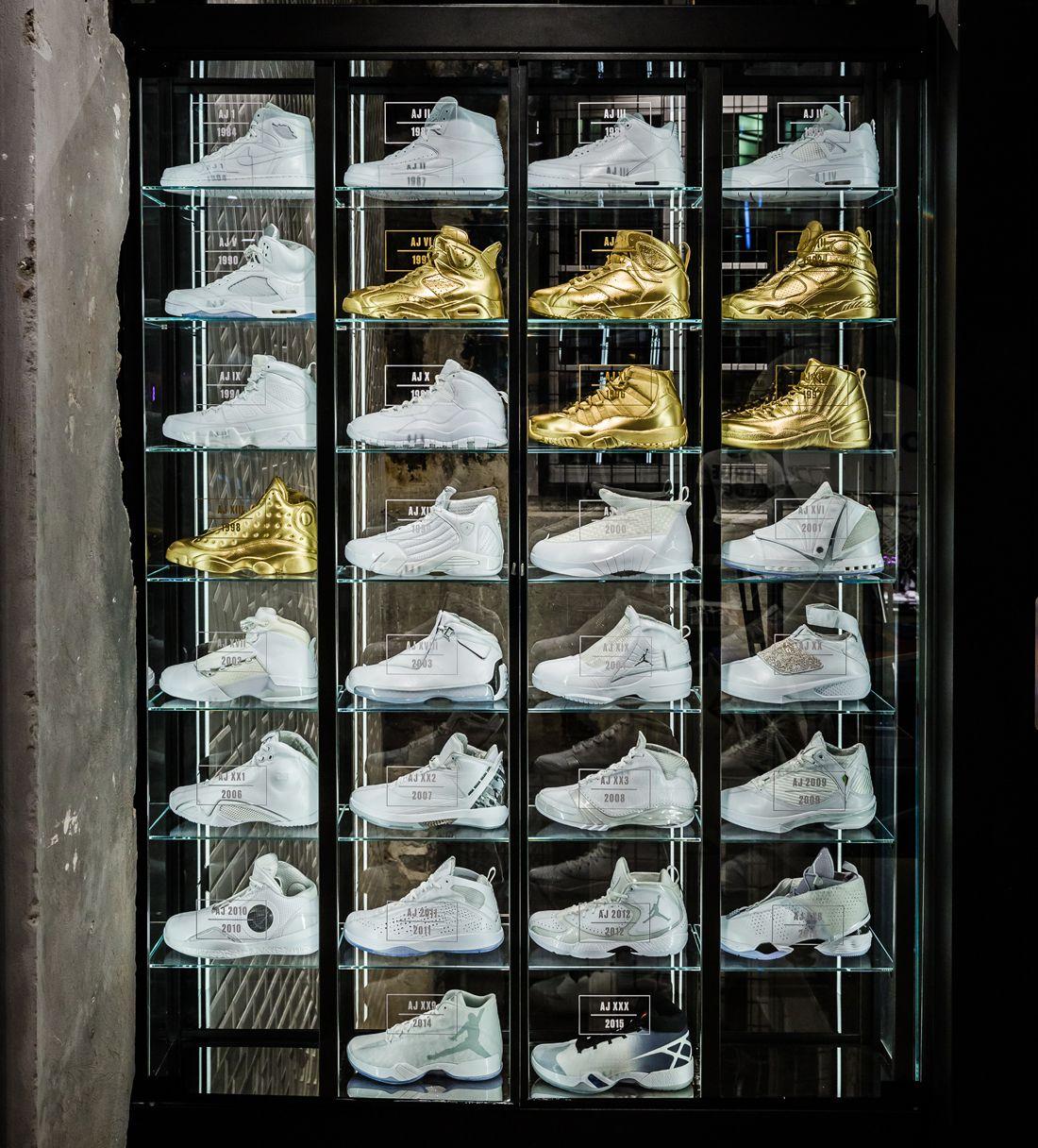 Jordan Brand Opens Incredible Pinnacle Store In Paris22