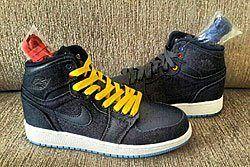 Air Jordan 1 Denim Dp