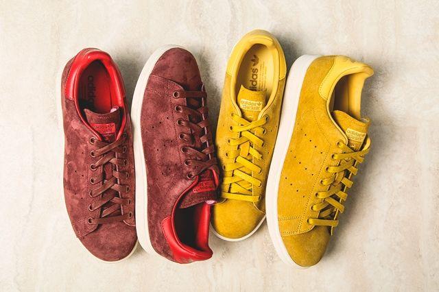Adidas Originals Stan Smith Suede Delivery
