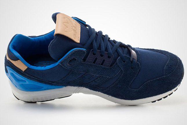 Adidas Zx 8000 Navy Blue Top 1