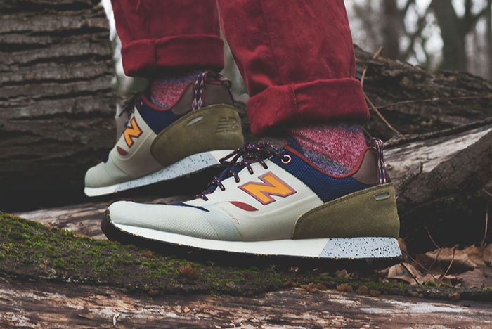 Extra Butter X New Balance Trailbuster Re6