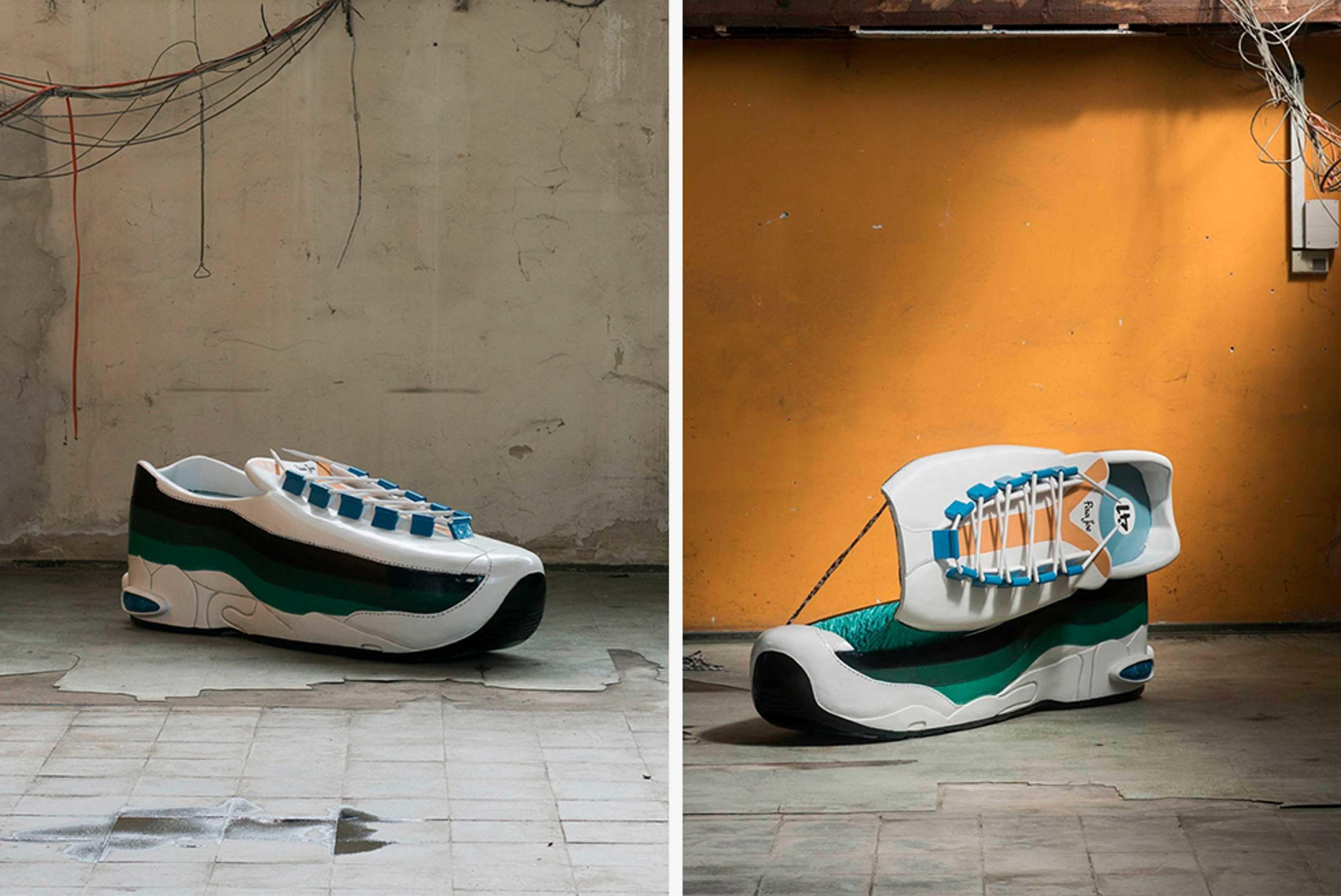 Giant Air Max 95 Coffin Paa Joe 2 Sneaker Freaker