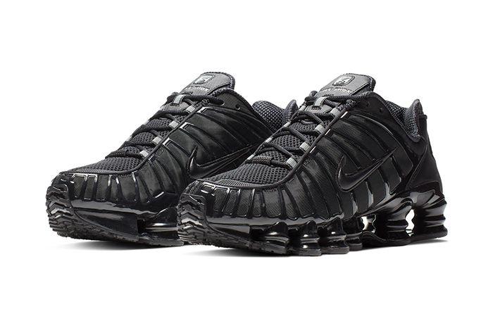 Nike Shox Tl Black Release Date Both
