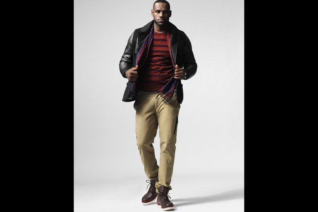 Lebron James Nike Apparel 1