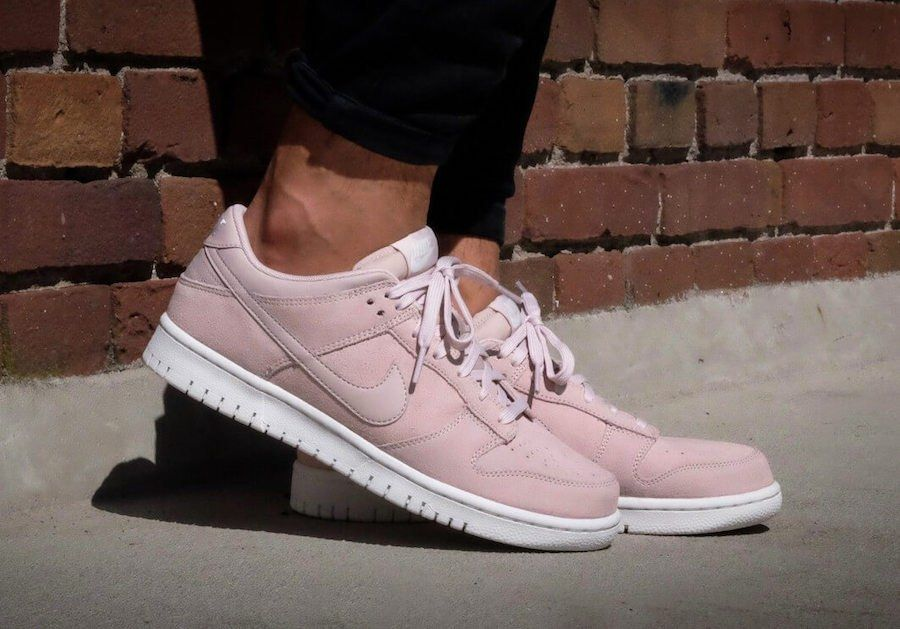 Nike Dunk Low Silt Red