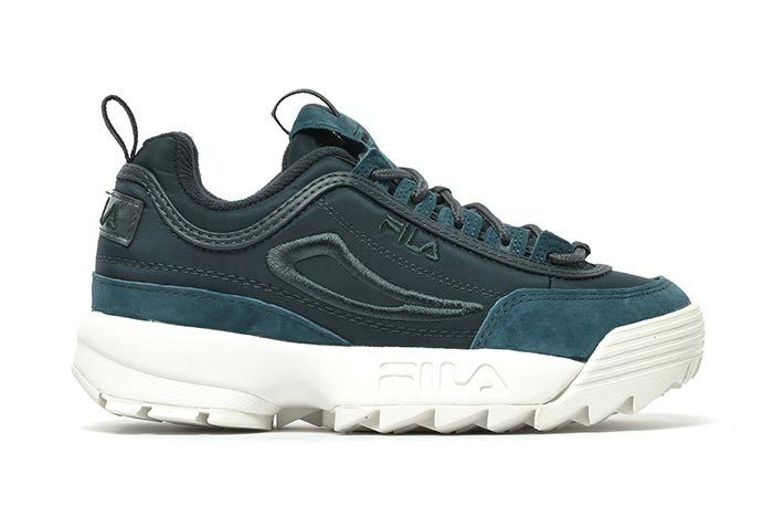 Fila Disruptor Satin Low 1