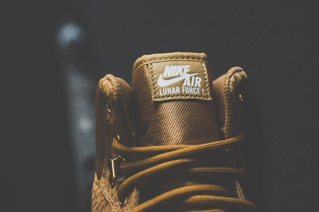 Nike Lunar Force One Sneakerboot 3