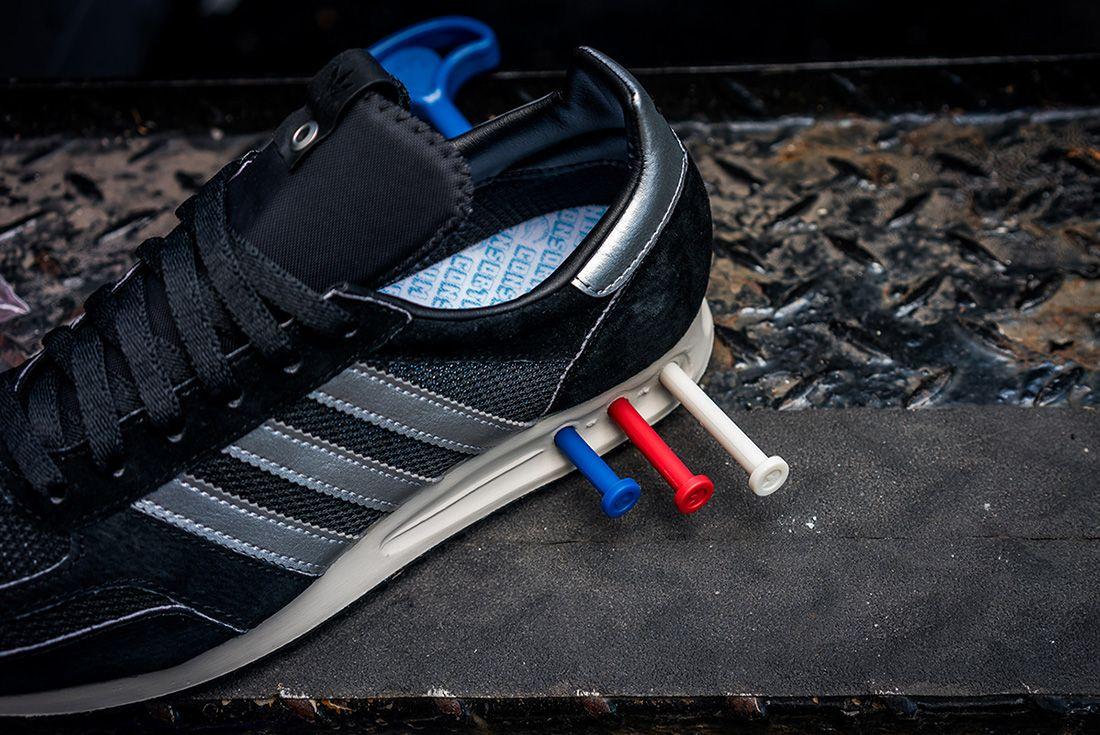 Adidas Consortium La Trainer Og Mig Black Silver19