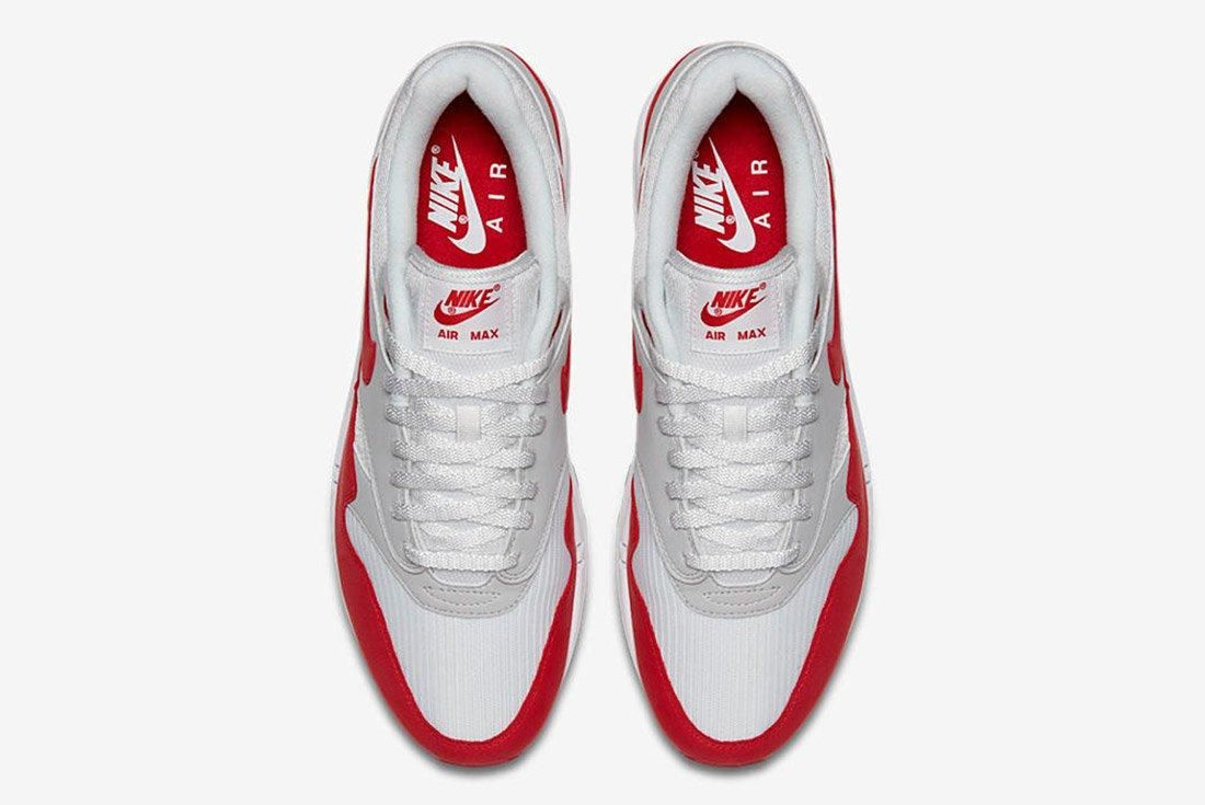 Nike Air Max 1 Og Retro University Red 2