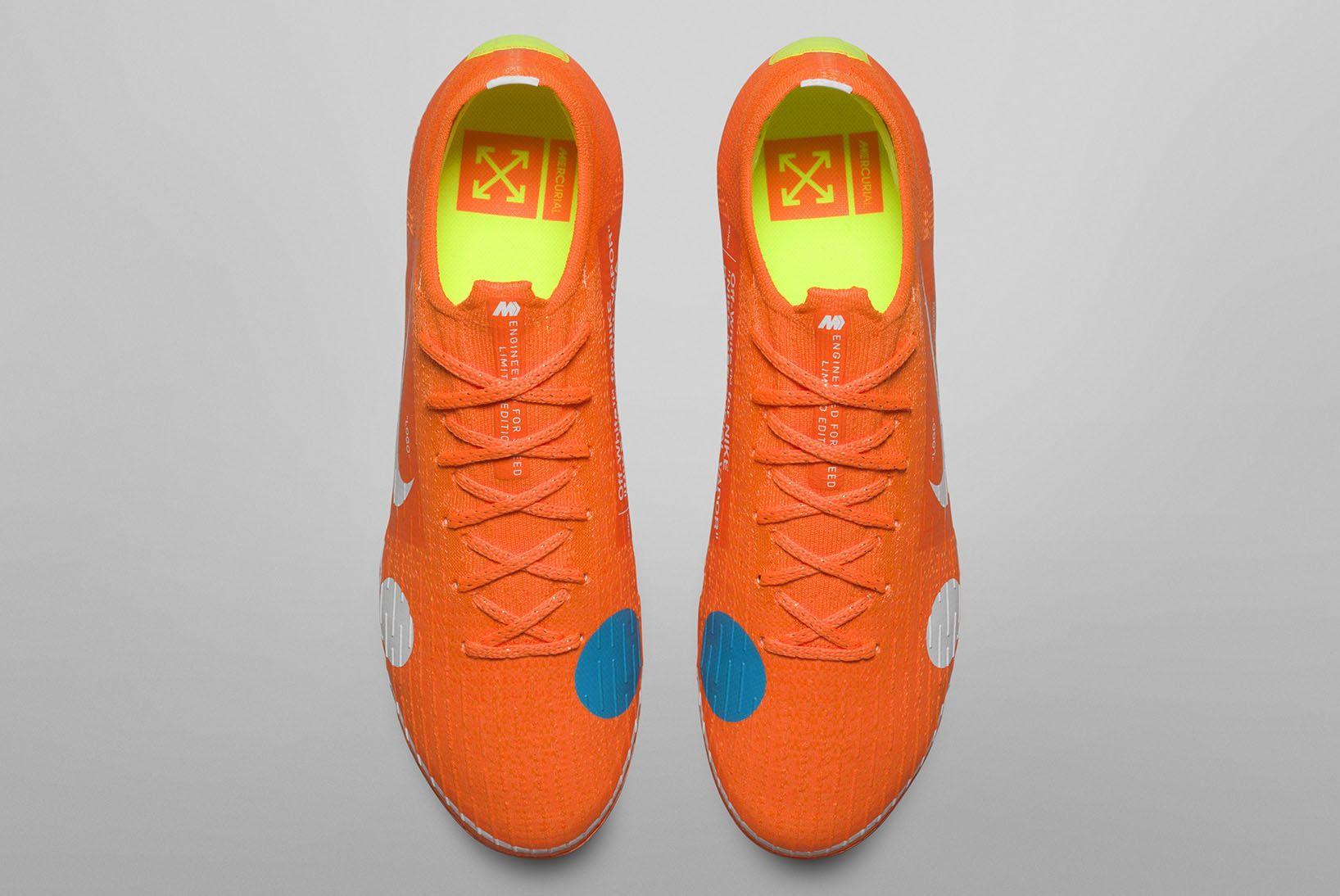 Virgil Abloh Nike Mercurial Vapor 360 Release Information 4 Sneaker Freaker