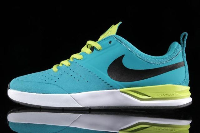 Nike Sb Project Ba Turbo Green Rust Factor 6
