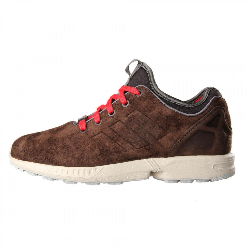 Adidas Originals Zx Flux Nps Brown