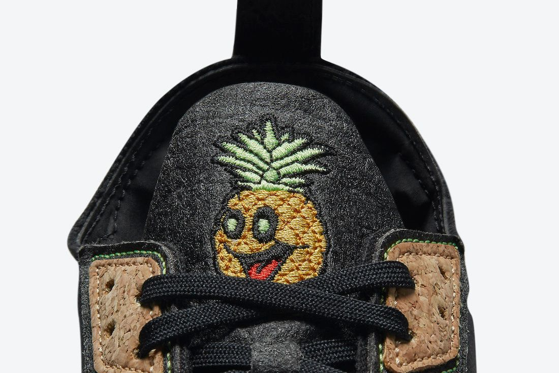 The 'Happy Pineapple' Smiles Upon the Nike Air Zoom Type Premium