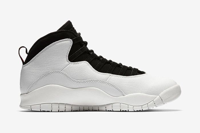 Air Jordan 10 Im Back Summit White Black 9