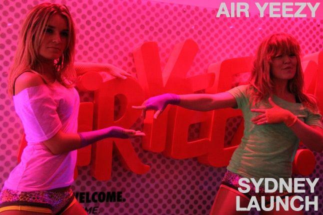 Sydney Yeezy Launch 65