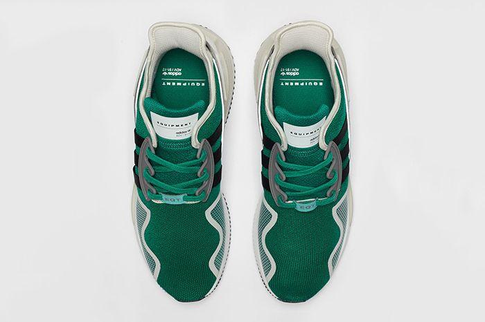 Adidas Eqt Cusion Adv Sub Green 3