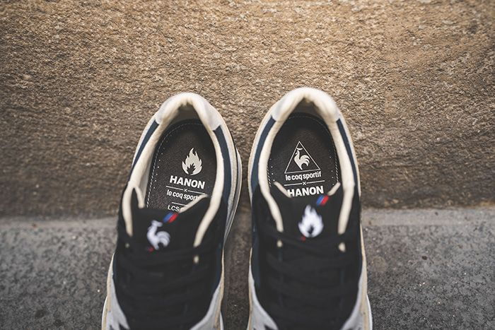 Hanon Le Coq Sportif R800 The Good Agreement Release Date Insoles