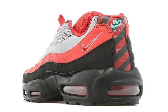 Nike Air Max 95 Obsidian University Red 4
