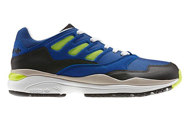 Adidas Torsion Allegra Sprite Side 1