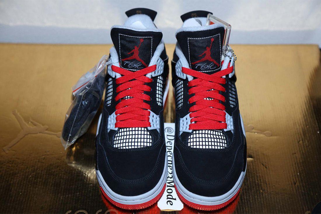 Drake Ovo Air Jordan 4 Splatter 5