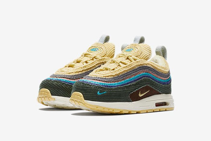Nike Air Max 197 Sw Td Sean Wotherspoon Toddler 3