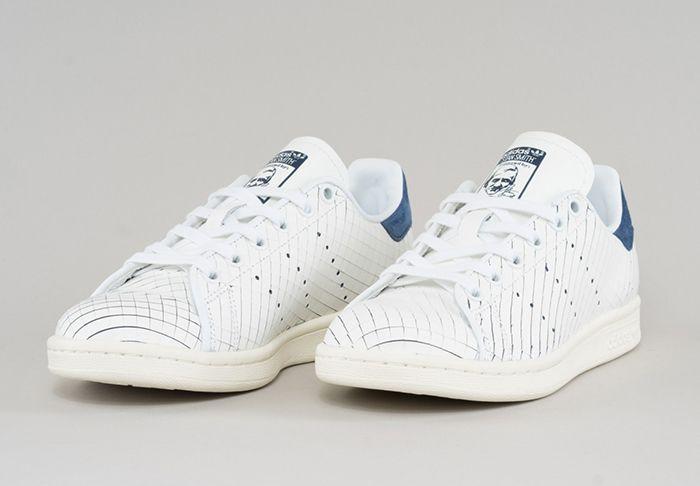 Adidas Stan Smith Sliced Leather 5