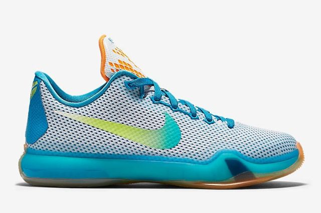 Nike Kobe 10 Gs High Dive 4