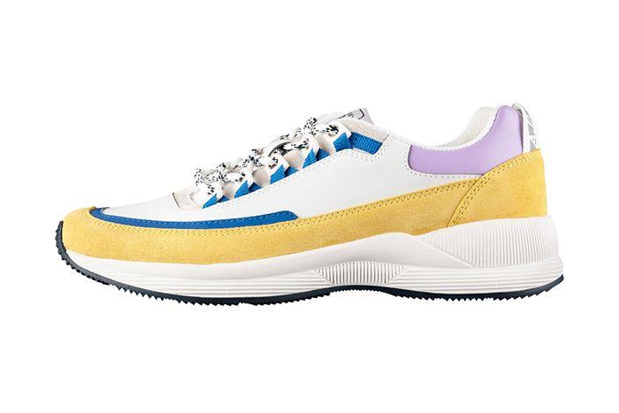 Brain Dead Apc Jay Sneaker Yellow Release Date Lateral