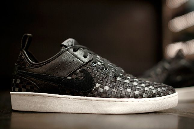 Nike Nsw Courtside Woven Black 1