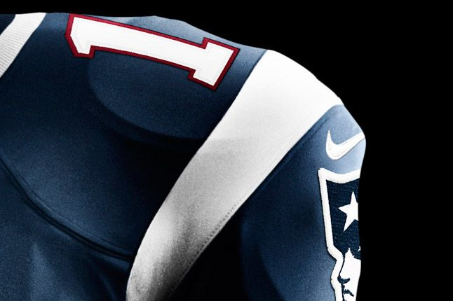 New England Patriots Detail 1