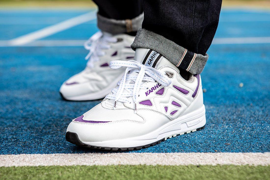 Karhu Legacy 96 Og Sneaker Freaker3 On Foot