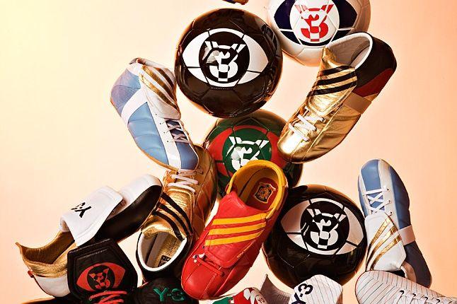 Adidas Y 3 World Cup South Africa 1