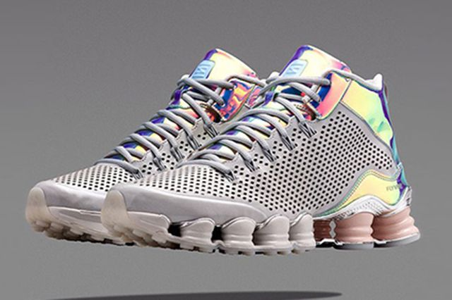 Nike Shox Tlx Mid Thumb